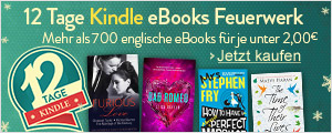 12 Tage Kindle eBooks Feuerwerk