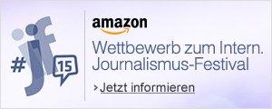Wettbewerb zum Internationalen Journalismus-Festival