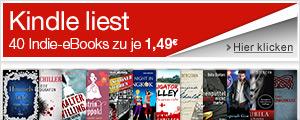 40 Indie-eBooks f�r je 1,49 EUR