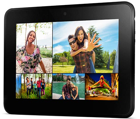 feature photos. V389680565  Kindle Fire HD, 17 cm (7 Zoll), Dolby Audio System, Dualband WLAN, 32 GB   Mit Spezialangeboten