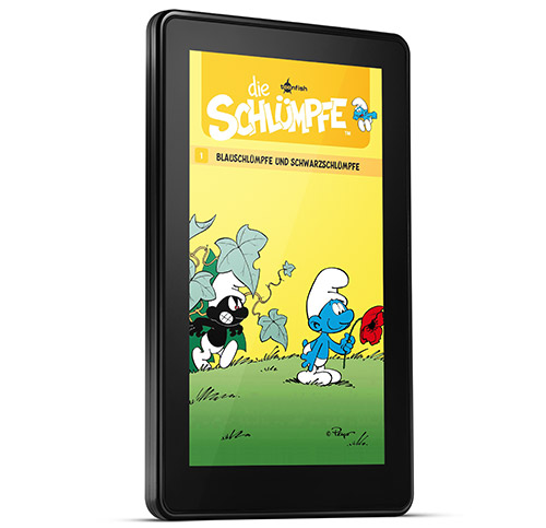 Kindle Fire: Bei Kindern beliebte Inhalte