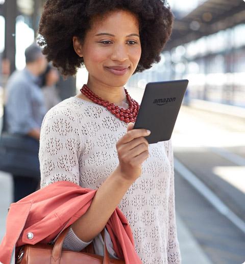 Der neue Amazon Kindle Paperwhite 3G