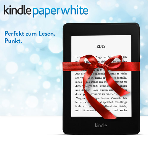 Kindle Paperwhite eReader: Quicktour