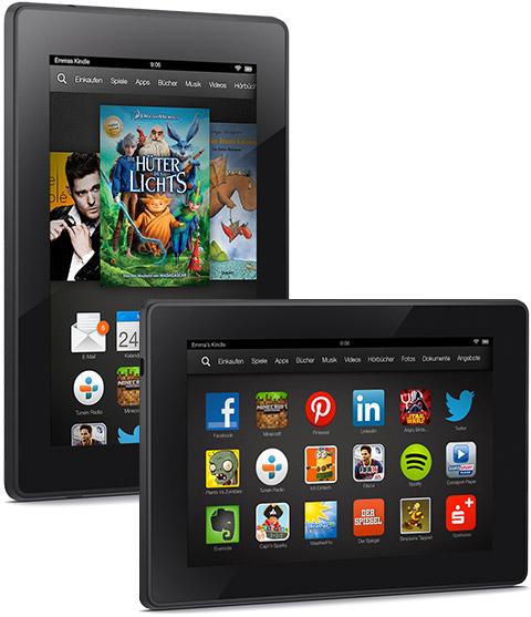 e-Books auf dem Kindle lesen