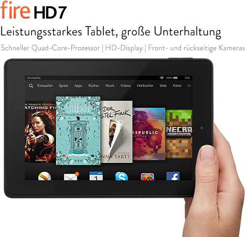 Amazon Kindle Fire HD 7 Tablet