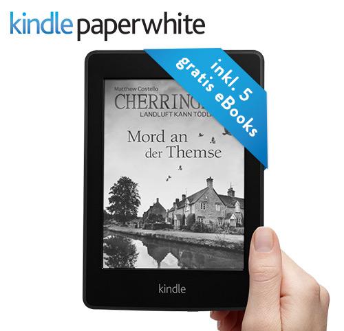 Kindle Paperwhite eReader: Quicktour
