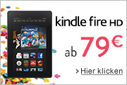 Kindle Fire HD f�r nur 79 EUR