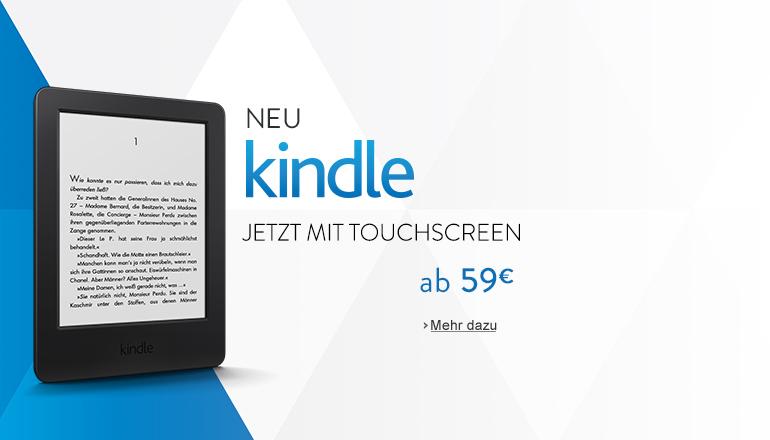 Neu: Kindle