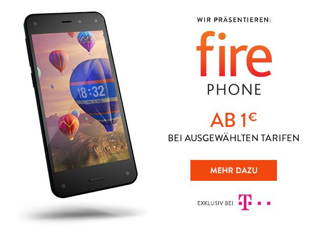 Wir pr�sentieren: Fire Phone