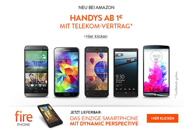 Handys ab 1 EUR