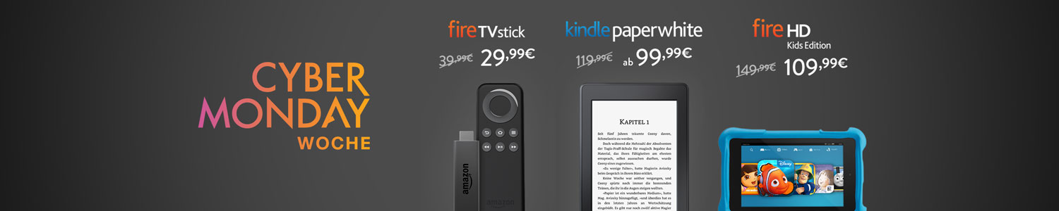 Kindle und Fire-Angebote
