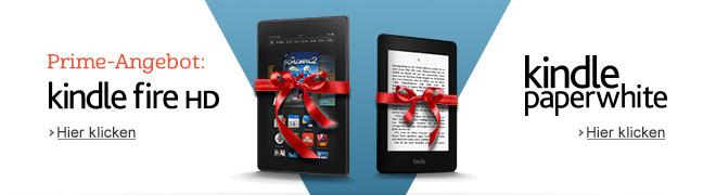 Kindle-Angebote: Rabatt auf Kindle-Ger�te