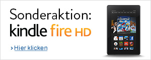 Sonderaktion: Kindle Fire HD