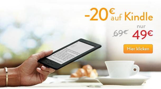 -20 EUR auf Kindle: jetzt nur 49 EUR