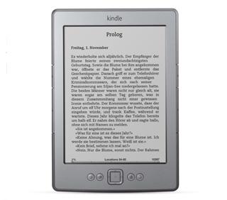 Amazon! Der neue Kindle ist wieder lieferbar! inkl. Versand 99€