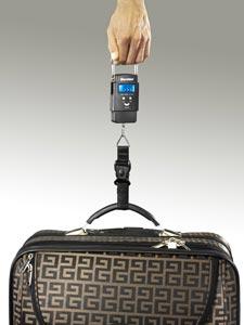 Mobile, digitale Gepaeckwaage