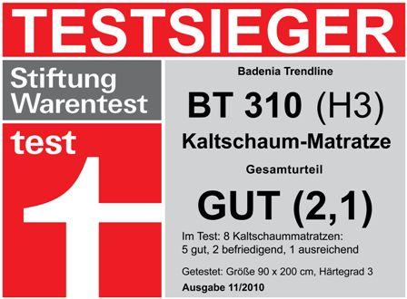 Stiftung Warentest Matratzen Testsieger : matratzen testsieger ~ Bigdaddyawards.com Haus und Dekorationen
