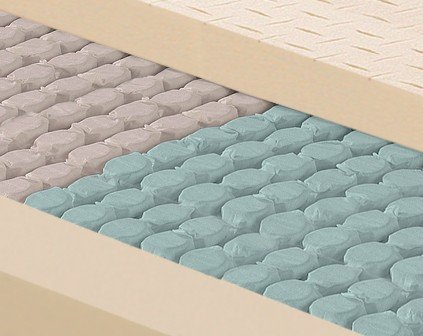 badenia bettcomfort 03888200125 kindermatratze komfort plus 70 x 140 x 10 cm feiwvfa. Black Bedroom Furniture Sets. Home Design Ideas