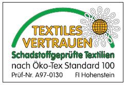 �ko-Tex� Standard 100