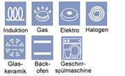Symbole Herdarten
