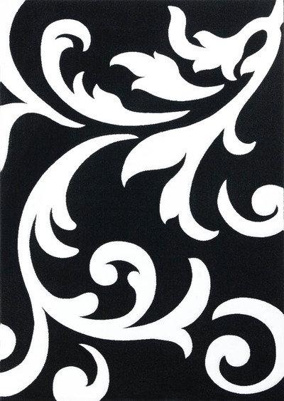 451 bianco nero il tappeto lambada della marca lalee è un tappeto ...