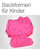 Backformen für Kinder