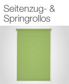 Seitenzug- & Springrollos