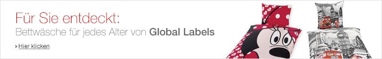 Bettwäsche von Global Labels