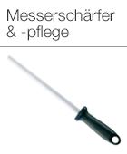 Messerschärfer & -pflege