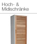 Hoch- & Midischränke