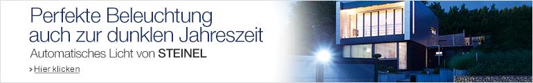 Steinel Aktions Banner