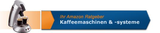 Kaffeemaschinen & -systeme