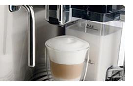 Das System f�r Milchkaffee-K�stlichkeiten