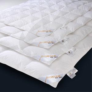 premium de luxe daunendecke extra warm 135x200cm 100 g nseflaum 840 gr deutsches. Black Bedroom Furniture Sets. Home Design Ideas