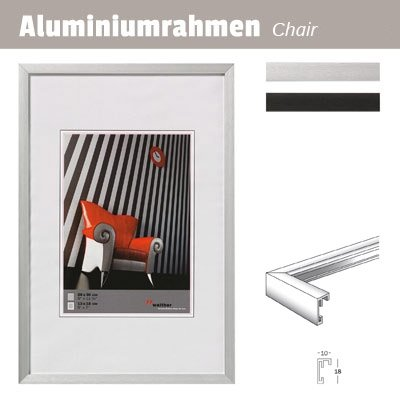 Aluminiumrahmen Chair