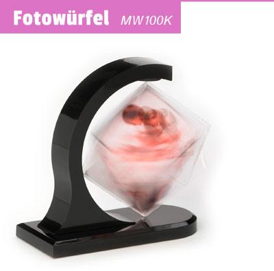 Schwebender Fotowürfel MW100K
