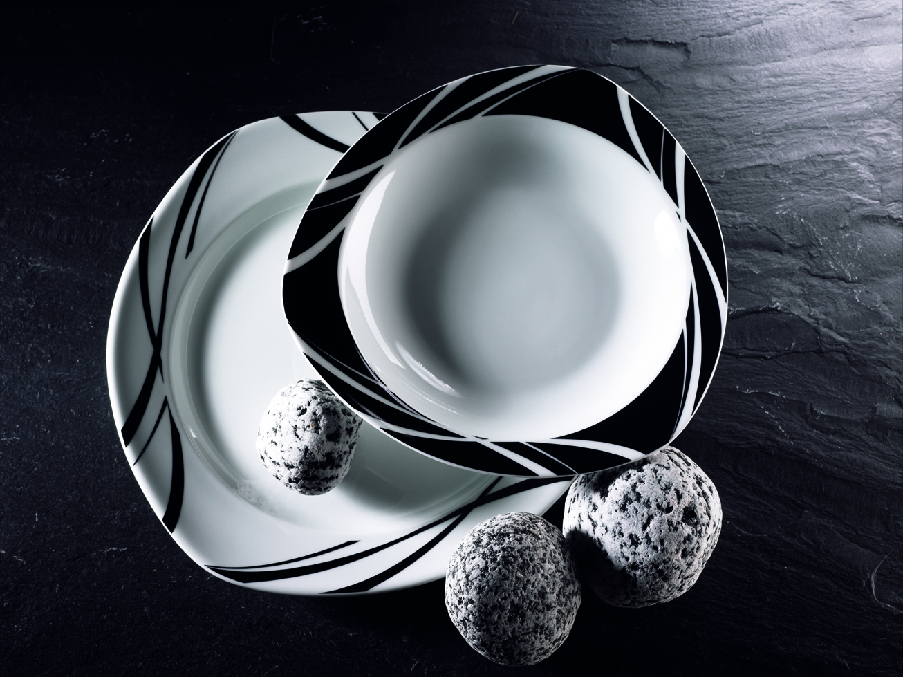 Domestic madonna 920667 servizio da tavola in porcellana - Servizio piatti design ...
