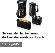 Bosch Frühstückssets