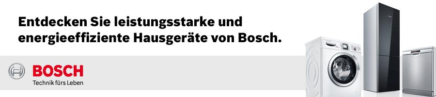 Bosch Elektro-Großgeräte