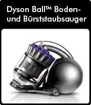 Dyson Ball™ Boden- und Bürststaubsauger