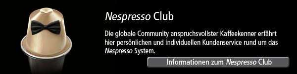 Nespresso - Der Klub