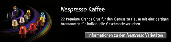 Nespresso - Der Kaffee