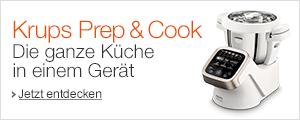 Neu: Krups Prep & Cook - die ganze K�che in einem Ger�t