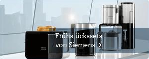 Siemens Fr�hst�ckssets