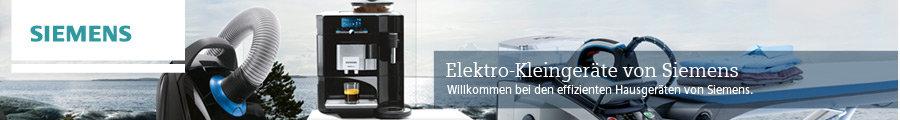 Siemens Elektro-Kleinger�te