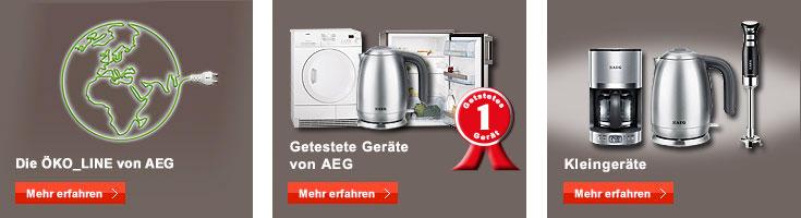 AEG Markenshop