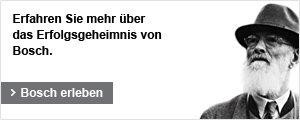 Bosch erleben