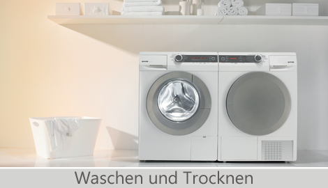 Gorenje Shop Center Washing
