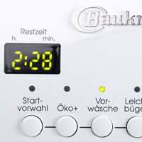 Bauknecht WA Care 24 Di Display