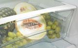 FreshZone-Schublade für leicht verderbliche Lebensmittel